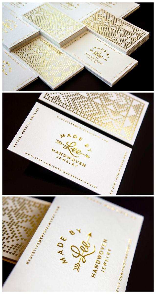 Gold Foil - by Kystal McKay