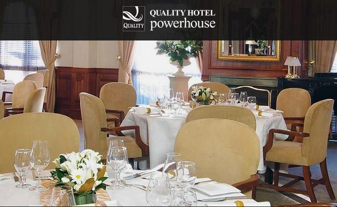 Quality Hotel Powerhouse